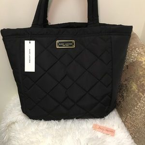 NEW $200 Marc Jacobs Quilted Tote Bag